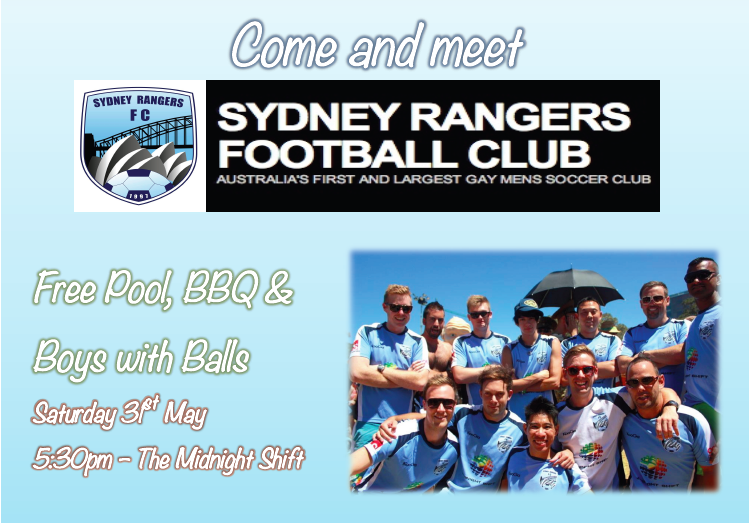 Meet the Rangers - Saturday 31 May