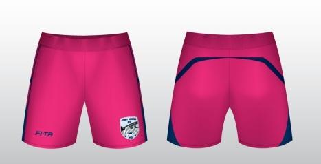 Goal keeper_shorts